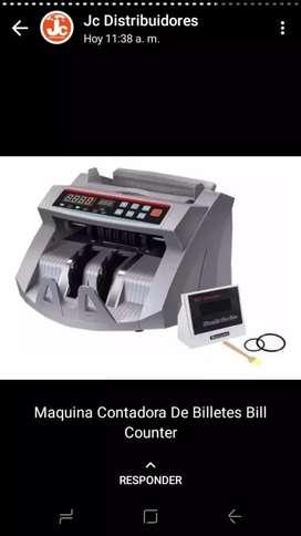 Maquina contadora de billetes bill counter al por mayor y al detal