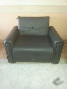 Vendo sillón cama 1 cuerpo