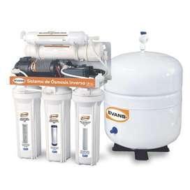 Purificador de agua osmosis inversa - Evans