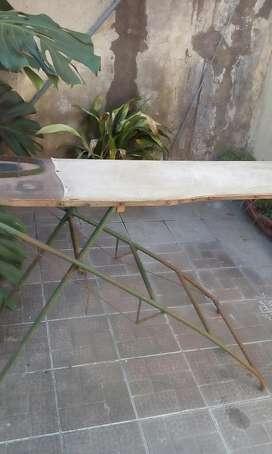 Vendo Tabla de Planchar Antigua