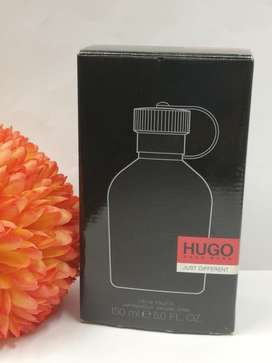 Perfume Exquisito Hugo Boss Just Differe