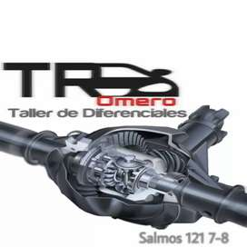 Diferencial para NissanFrontier