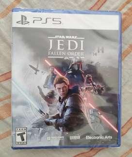 PS5 Star Wars Jedi Fallen Order nuevo y sellado