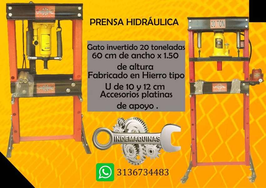 Prensa Hidráulica 0