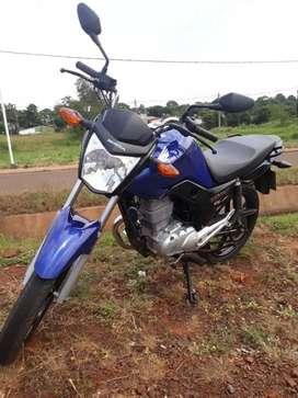 Vendo Honda Titán 150