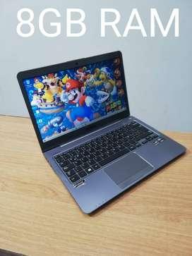 Ultrabook Samsung Core i3 Ram 8Gb ALUMINIO