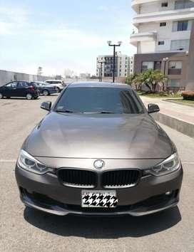 BMW 320i secuencial, 67000 km, 2014