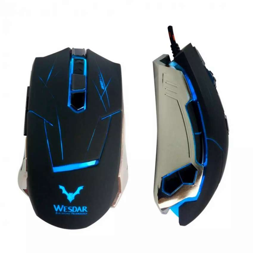 Mouse gamer x7 0
