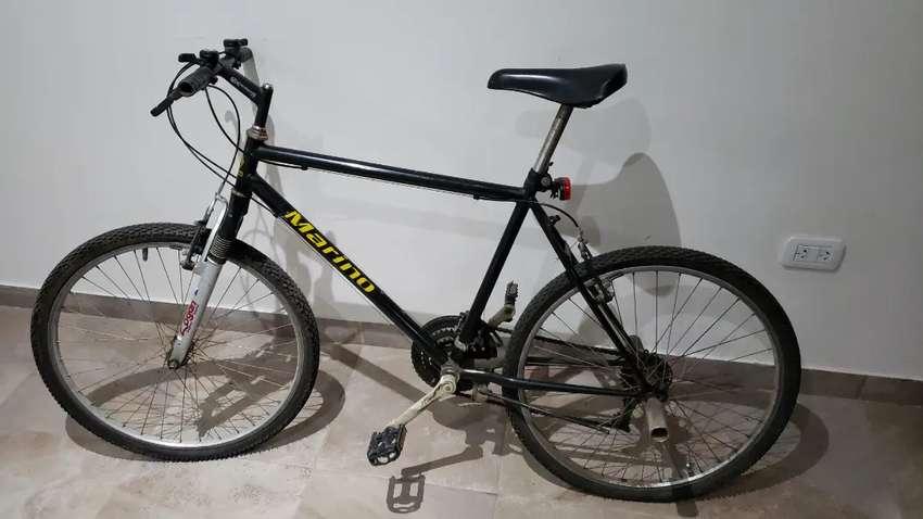 """Bicicleta Mtb R26 """"marino"""""""