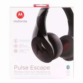 Audífono Bluetooth Motorola Pulse Escape