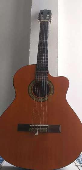 Guitarra electroacústica Andalusia ag- 3ce