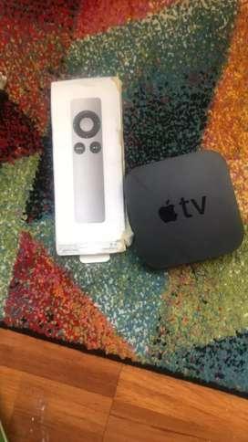 Apple TV tercera Generacion Modelo A1427 en caja