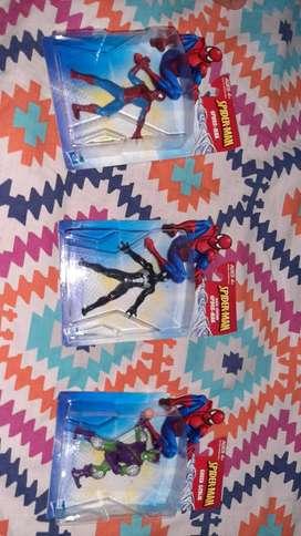 Spider- Man Figuras de colección