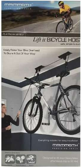 lift it BICYCLE HOST