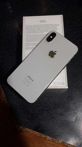 Iphone x 64 gb nuevo en caja