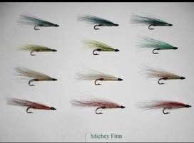 Moscas Michey Finn x12