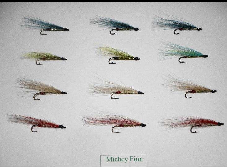 Moscas Michey Finn x12 0