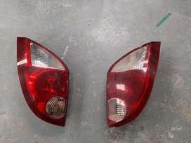 Faros traseros de Chevrolet Celta - Suzuki Fun