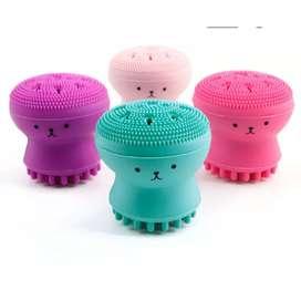 Pulpo exfoliante masajeador de limpieza 6 und