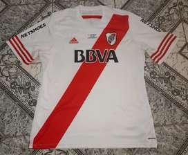 Camiseta adidas titular River 2015