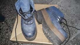 Vendo botas en 36