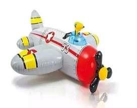 Flotador Intex Para Niños Avión Inflable