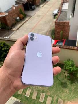 Iphone 11 64GB lila