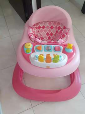 Caminadora para bebé marca Wakid's