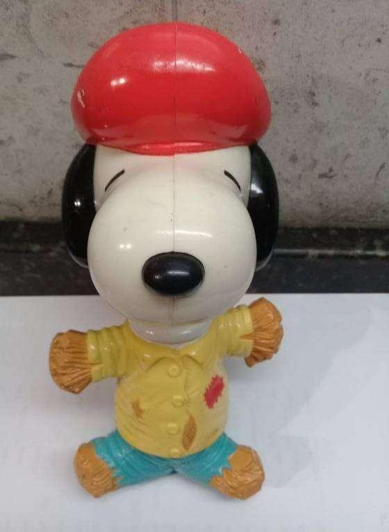 Muñeco Snoopy Coleccion Mc Donalds