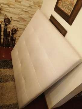 Cabecero para cama semidoble 100.000