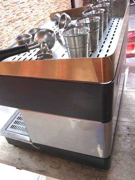 Maquina industrial cafe valente