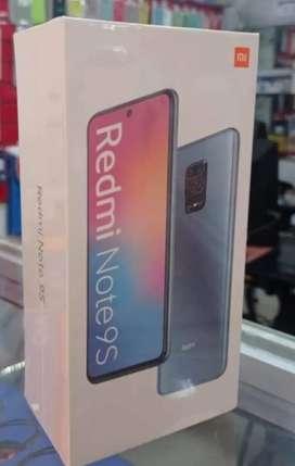 Vendo celular Xiaomi not9s