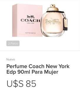 Perfume Coach Ny