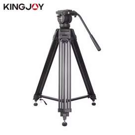 Tripode Video Profesional Kingjoy Vt-2500 Nikon Canon Sony