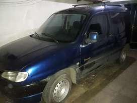 Vendo peugeot parnet patagonica diesel 2009 en exelente estado.