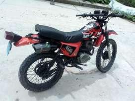 Moto Honda Xl