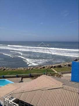 Departamento Vista AL MAR en la Playa las Delicias