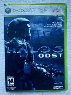 Halo 3 ODST (2 dvds)