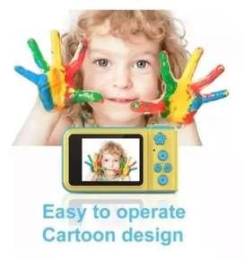 Cámara digital para niños y niñas.