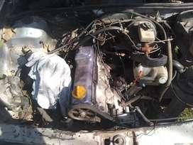 Vendo permuto senda motor Audi 1.6 gnc