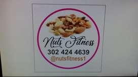 Frutos Secos Nuts Fitness