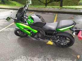 Kawasaki Er6f Er6n Abs Modelo 2014