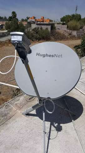 INTERNET SATELIT@L HUGHESNET