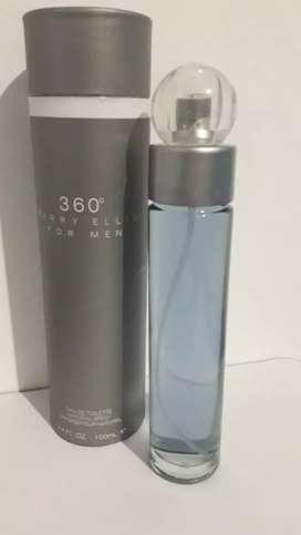 Perfume 360 hombre