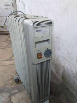 Vendo estufa radiador