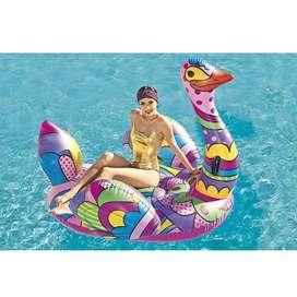 Flotador Inflable 6.3M Avestruz  Pop Art  Bestway 41117