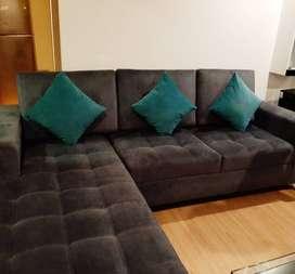 Muebles 9 meses de uso