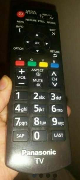 Control Original Tv Panasonic