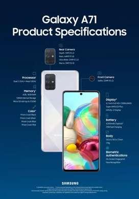 Vendo Samsung A51 128 Gb