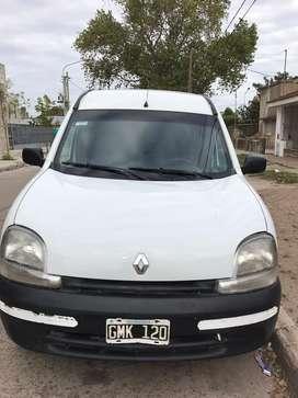 Renault kangoo 1.9d motor nuevo excelente estado permuto financio
